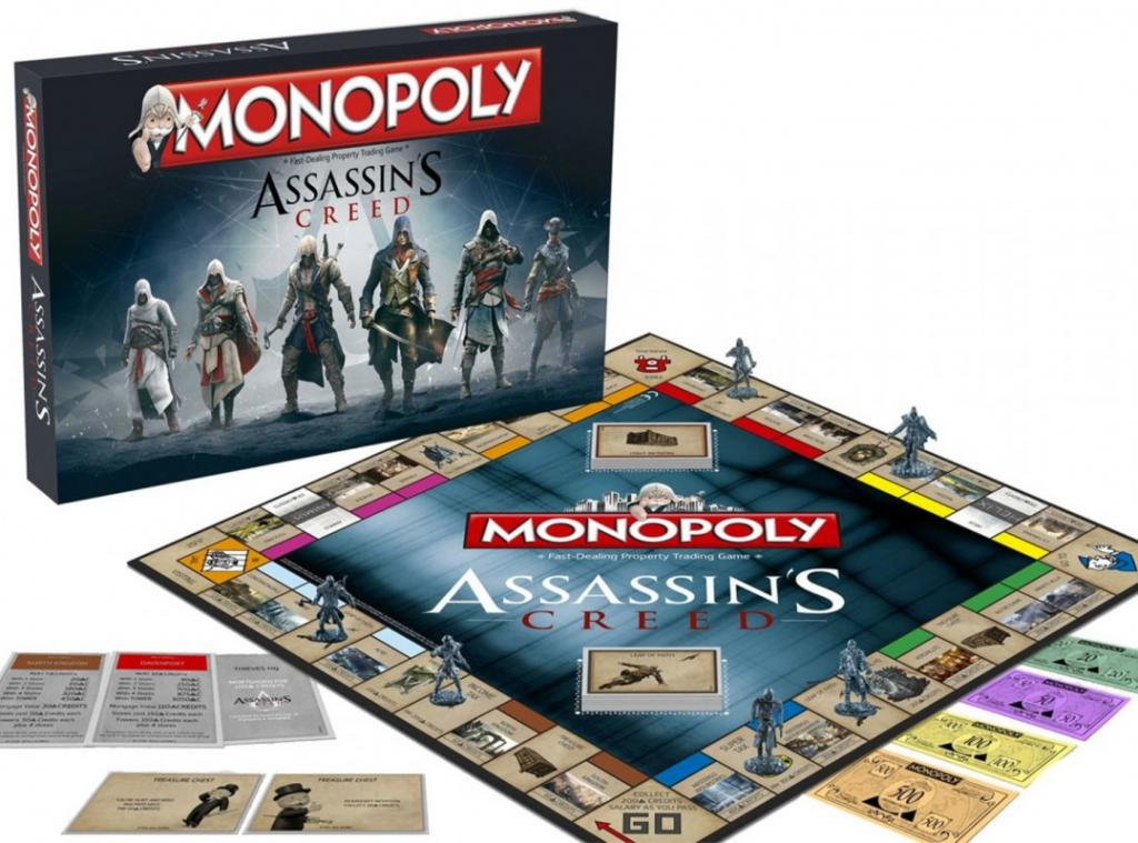 MONOPOLY - Assassins Creed (FR)