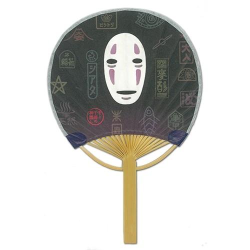 Ghibli - Le voyage de Chihiro : Eventail en bambou