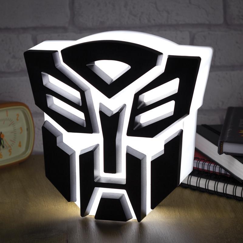 TRANSFORMERS - Lampe Autobot Light