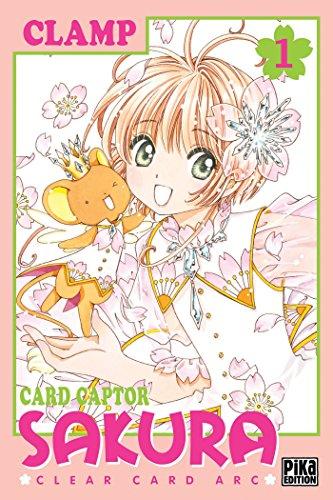 Manga - Sakura Clear Card Arc : Tome 1