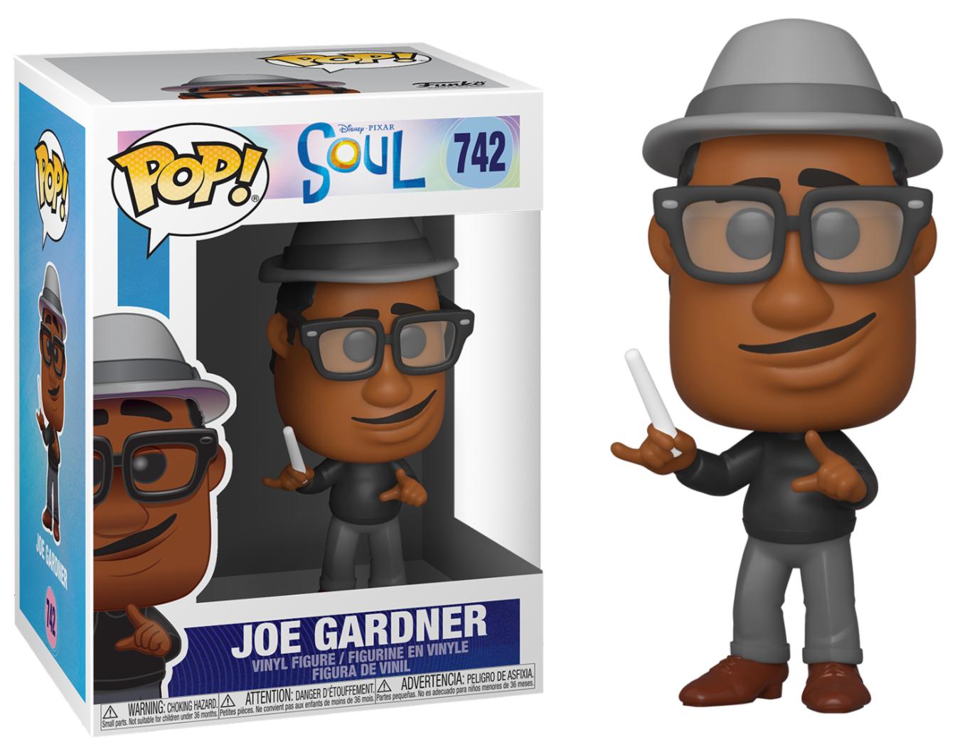 Pixar - Bobble Head Funko Pop N°742 - Joe Gardner