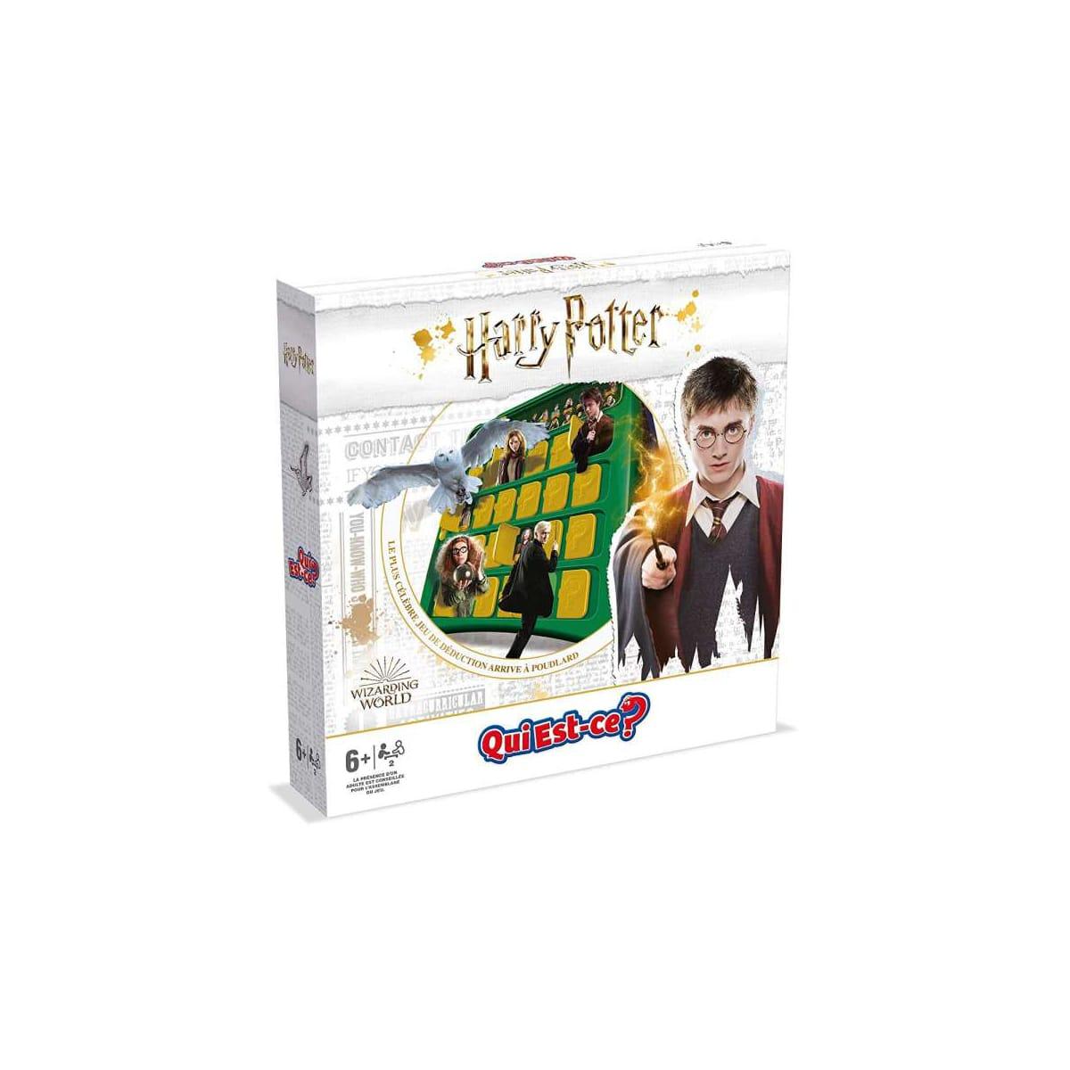 Warner Bros - Harry Potter : Jeu de société \'Qui est-ce?\' Fr