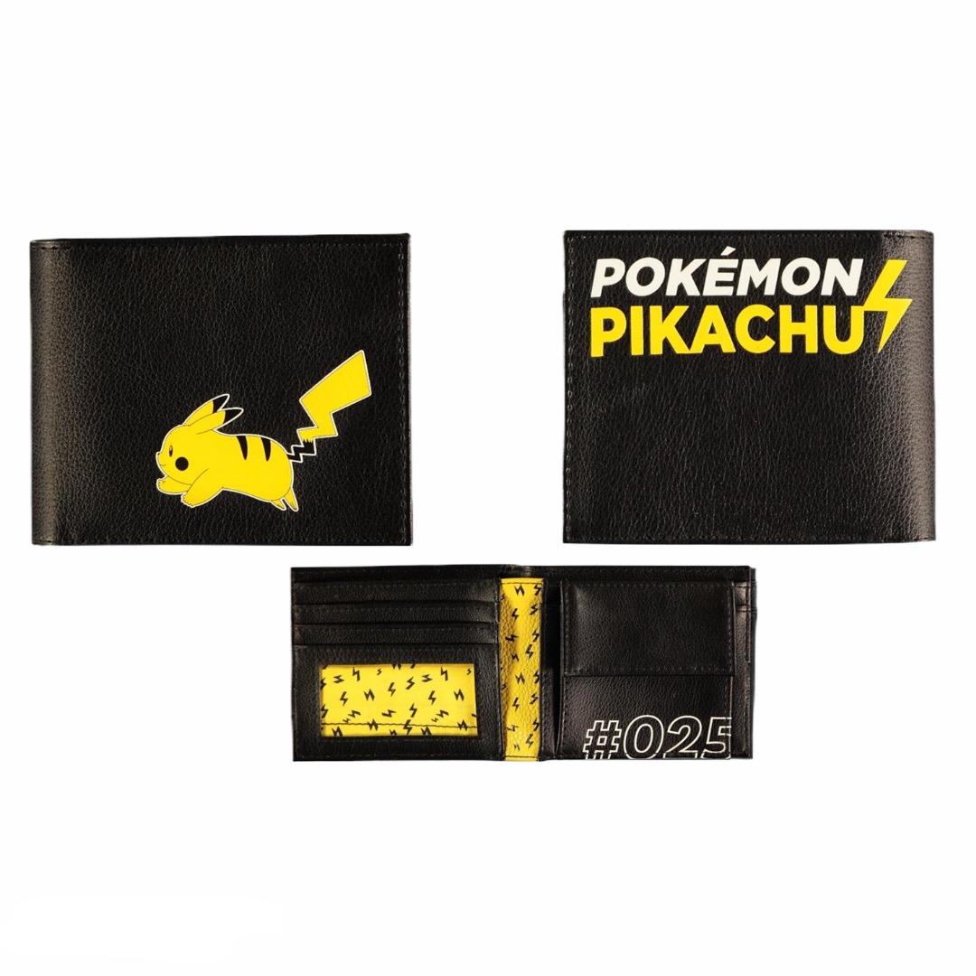 Pré-commande! Pokémon - Pikachu : Porte feuille #025