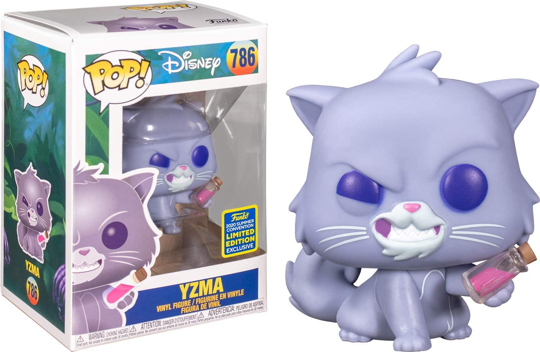 Disney - Bobble Head Funko Pop N°786 : Yzma