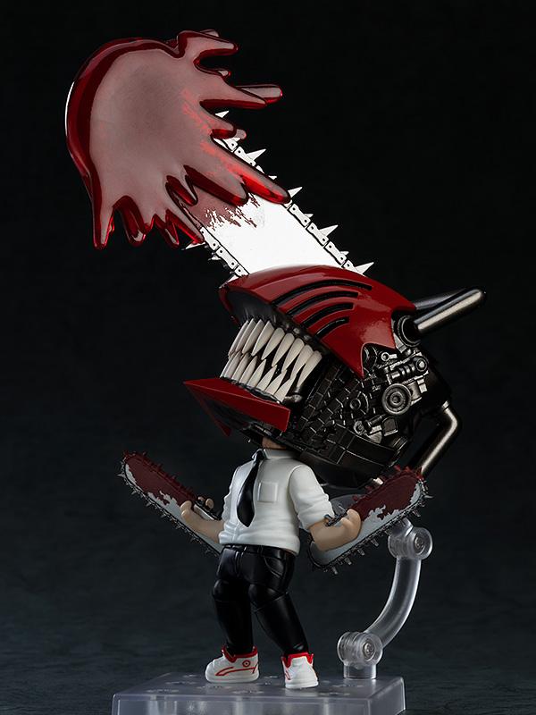 Pré-commande! Nendoroid - Chainsaw Man : Mini Figure Denji