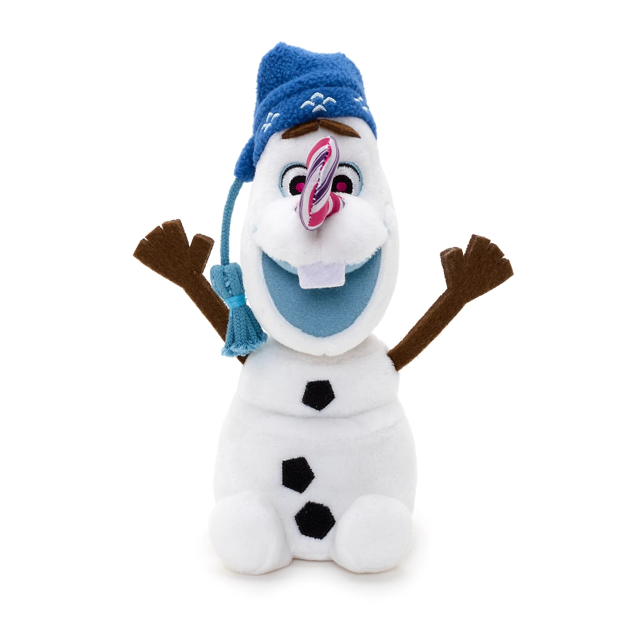 Disney - La reindes neiges : Peluche Olaf Mini Bean Bag (Olaf\'s Frozen Adventure)