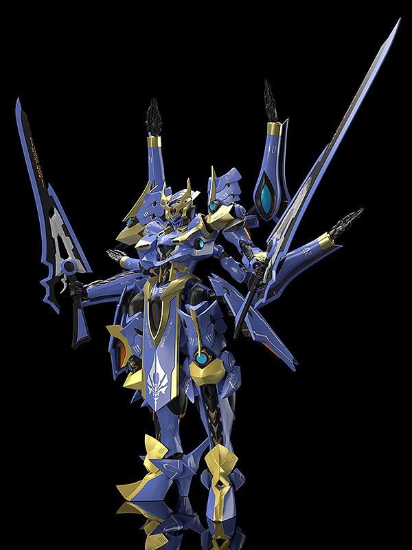 Précommande - Knight\'s and Magic - Figurine Ikaruga, Moderoid Model Kit