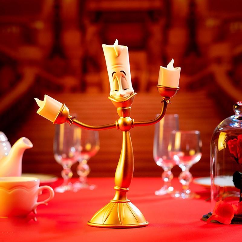 Disney - La Belle et la Bête : Lampe Lumière