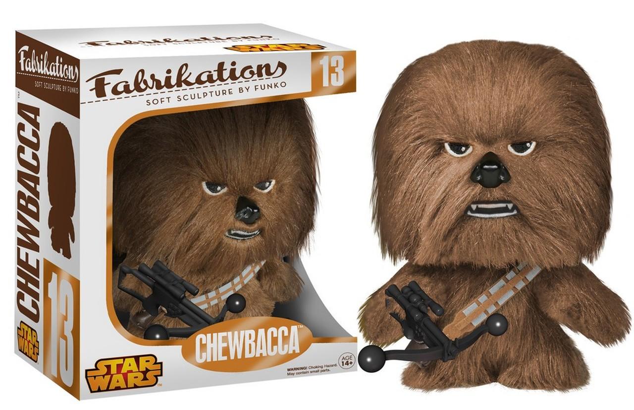 Funko Fabrikations - Star Wars peluche Chewbacca #13