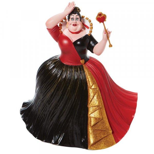Pré-commande! Alice au pays des merveilles - Disney Showcase : Statuette Queen Couture de Force