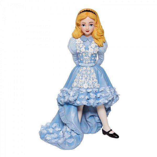 Pré-commande! Alice au pays des merveilles - Disney Showcase : Statuette Alice Couture de Force