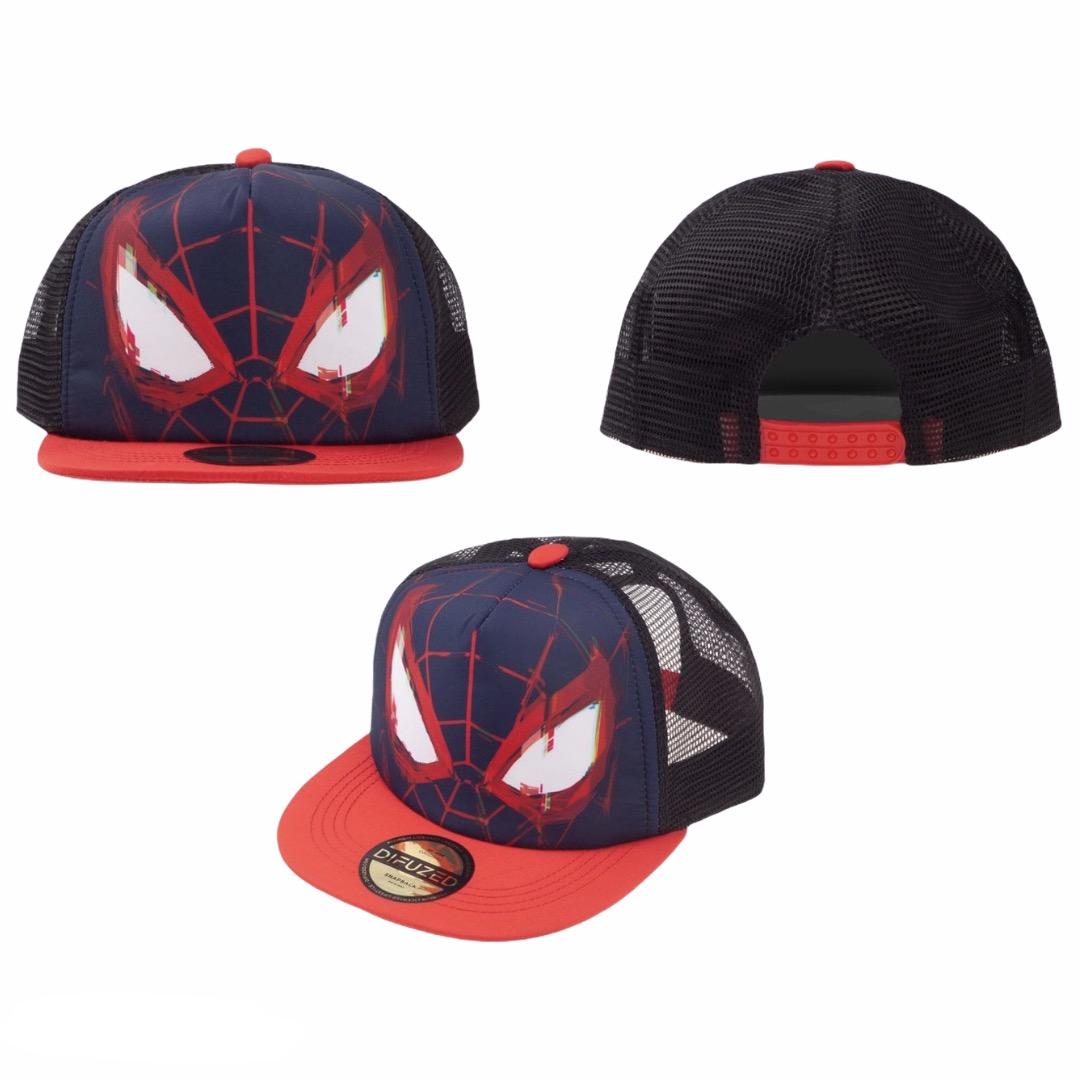 Marvel - Spider-Man : Casquette Miles Morales