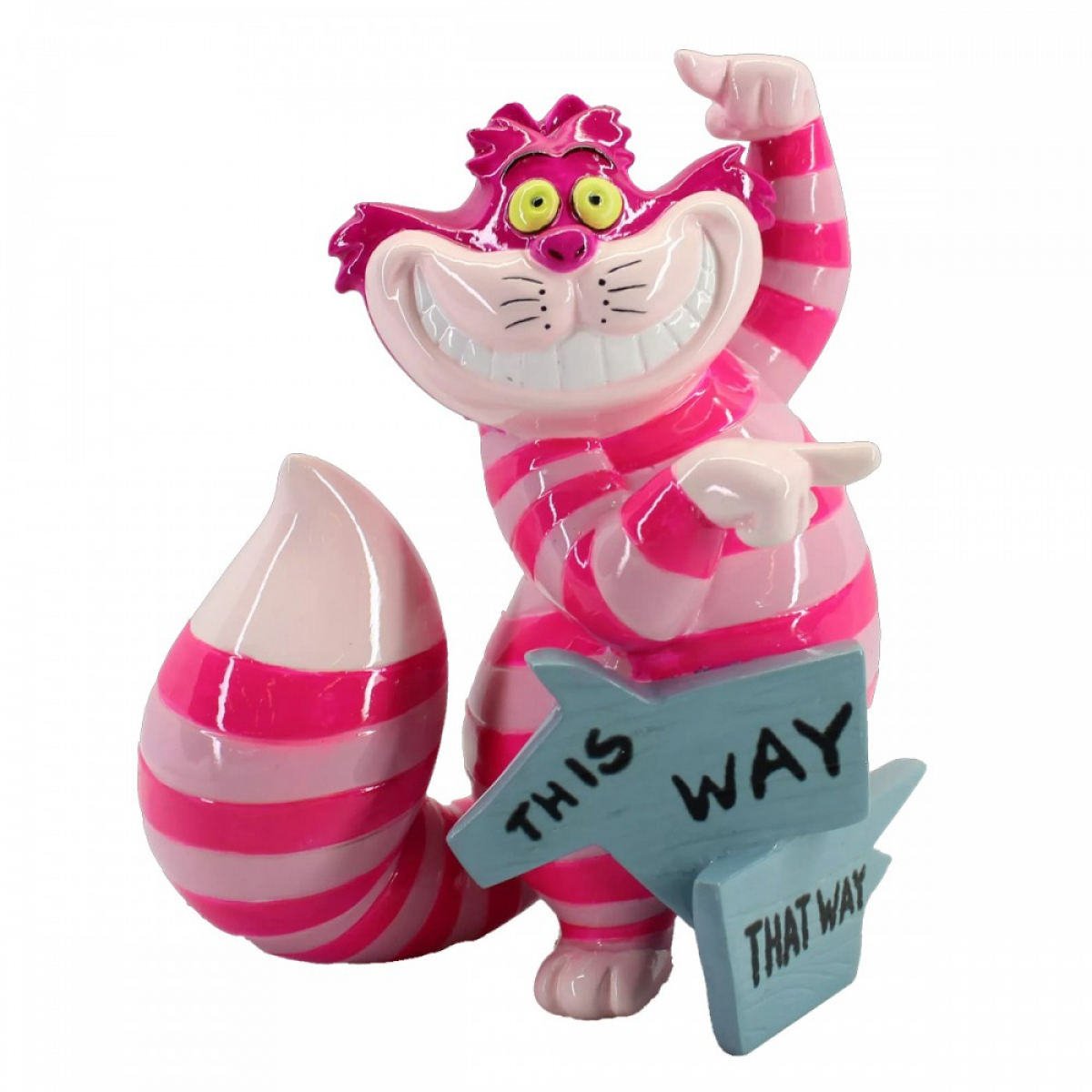 Disney Showcase - Alice au pays des merveilles : Figurine Cheshire Cat