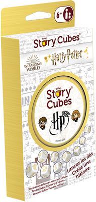 Warner Bros - Harry Potter : Jeu Story Cubes Fr