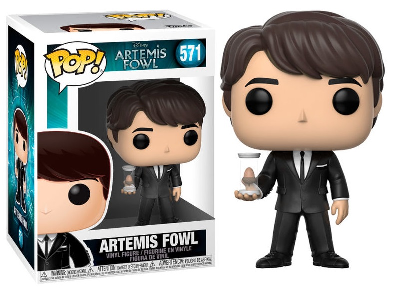 Artemis Fowl - Bobble Head Funko Pop N°571 : Artemis Fowl