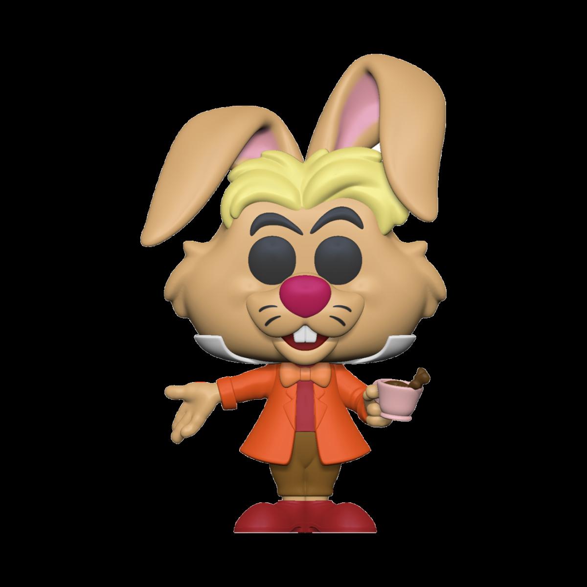 Pré-commande! Alice au pays des merveilles - Bobble Head Funko Pop : March Hare