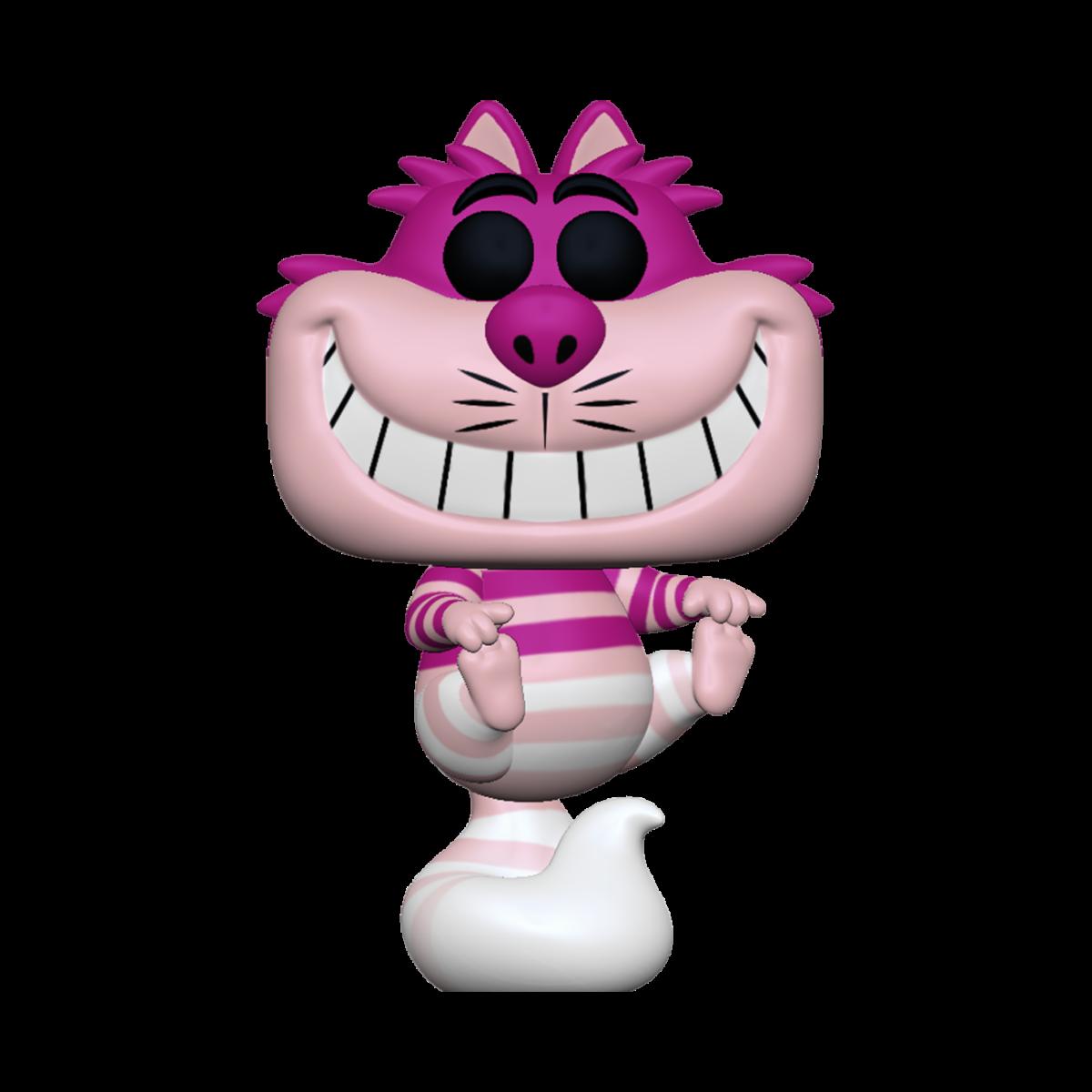 Pré-commande! Alice au pays des merveilles - Bobble Head Funko Pop : Cheshire Cat