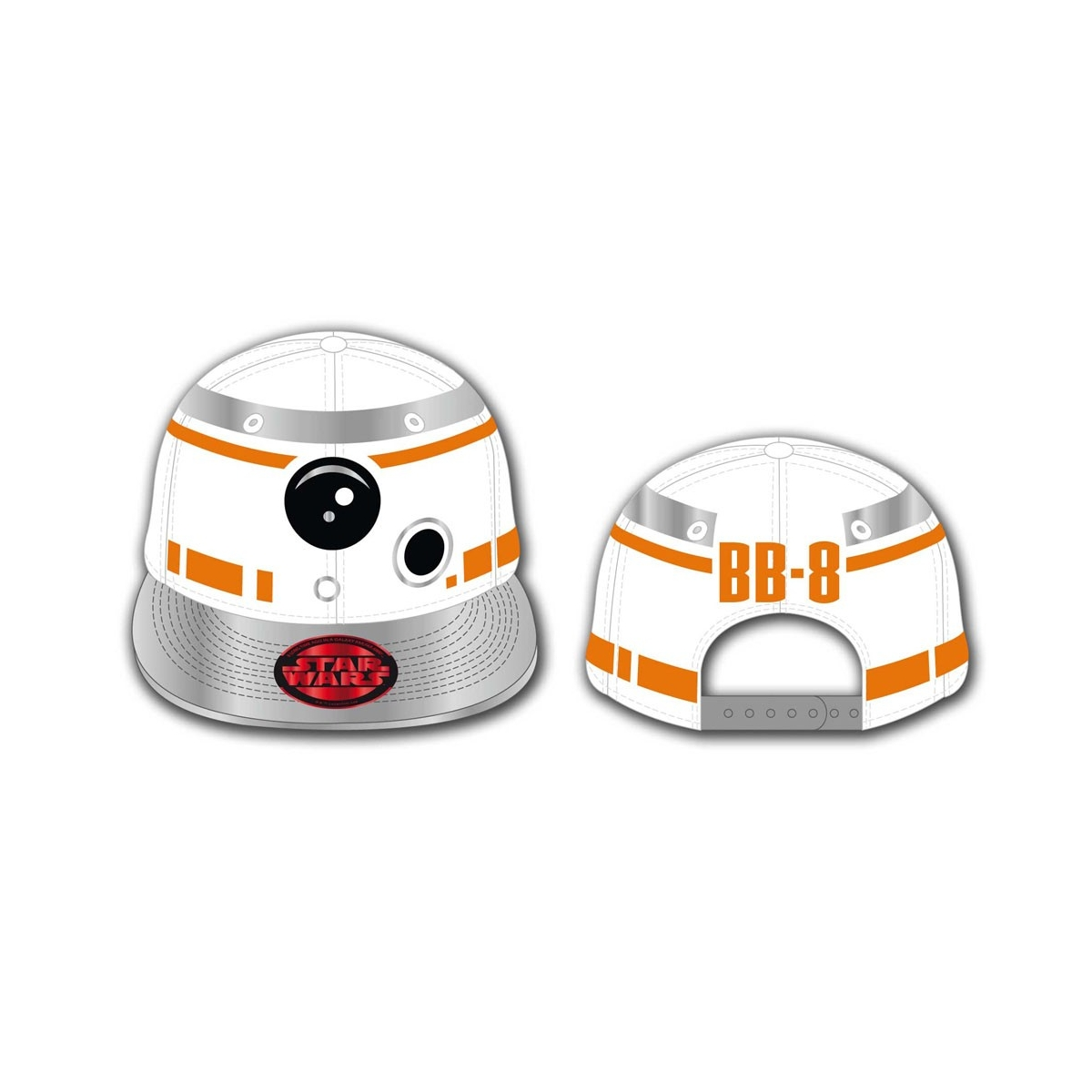 Star Wars Episode VII - Casquette baseball BB-8