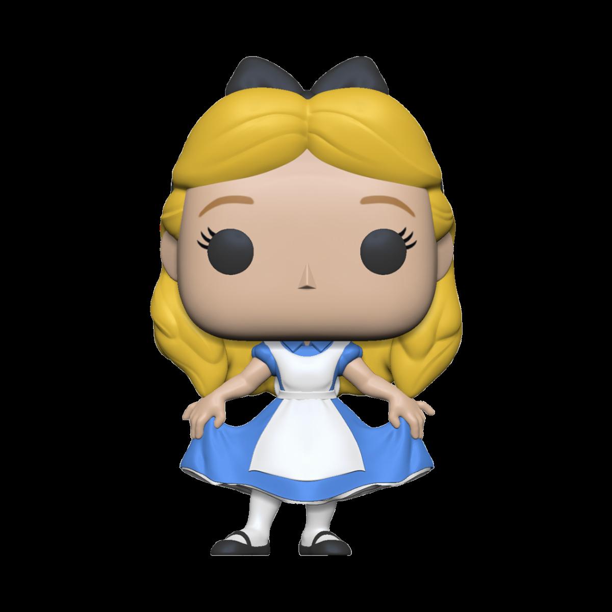 Pré-commande! Alice au pays des merveilles - Bobble Head Funko Pop : Alice