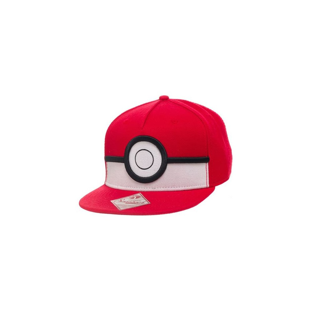 Pokemon - Snapback Baseball : 3D PokeBall