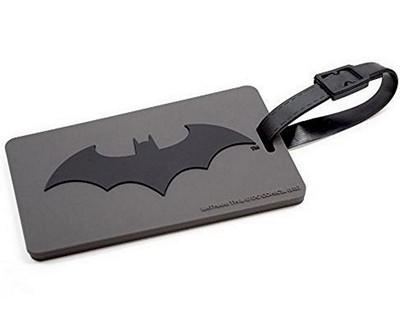 DC Comics - Etiquette de bagage Batman (logo)