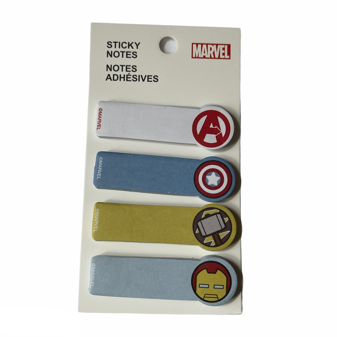 Marvel - Avengers : Notes Adhésives