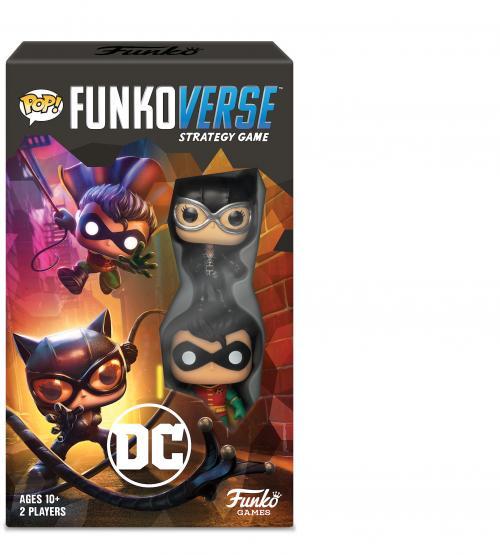 DC Comics - FunkoVerse 101 : Expandalone Batman