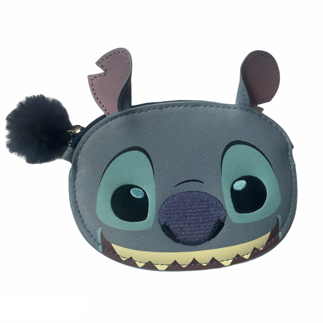 Disney - Lilo et Stitch : Petit porte monnaie Stitch