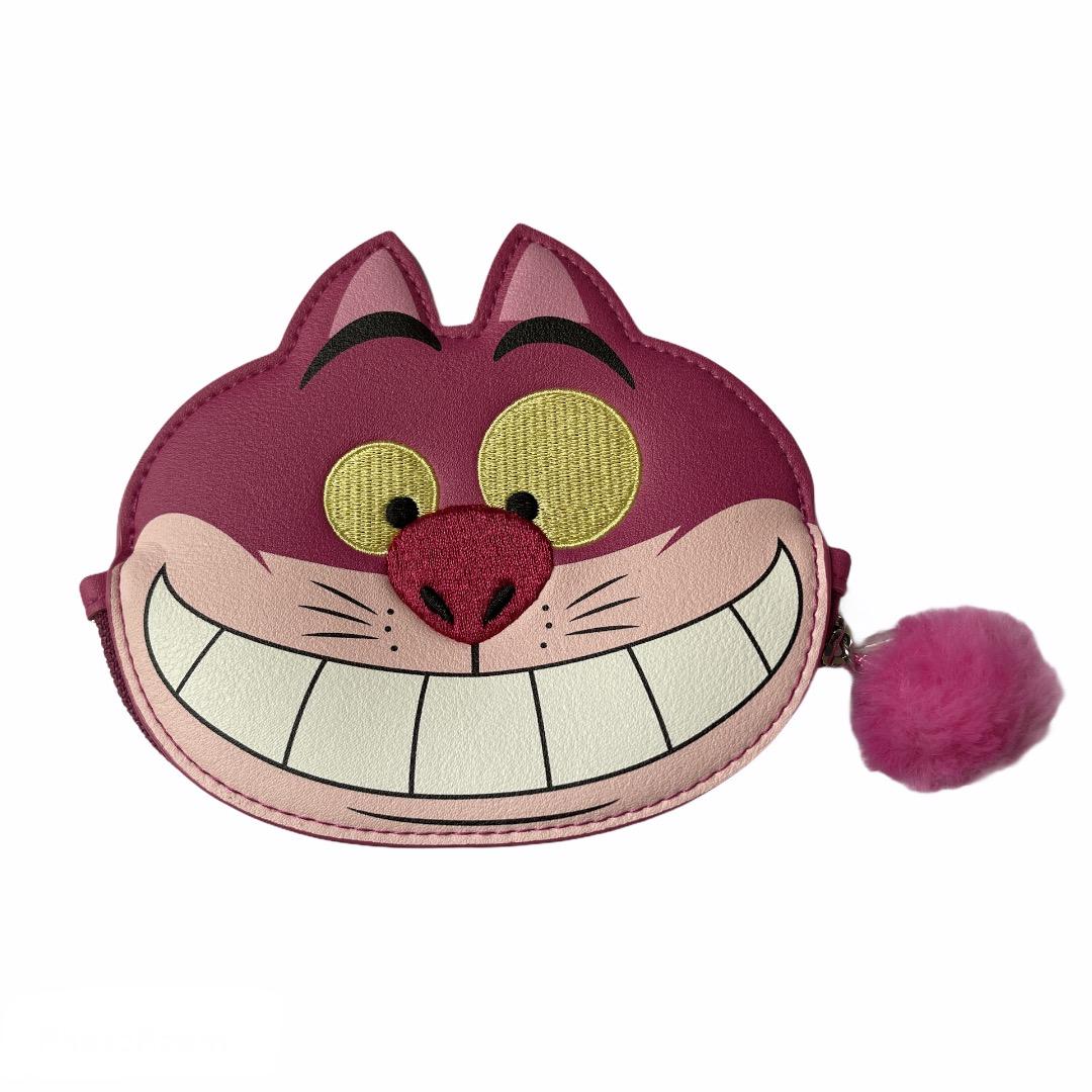 Disney - Alice au pays des merveilles : Petit porte monnaie Cheshire Cat