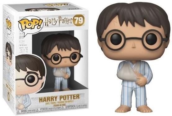 Harry Potter - Bobble Head Funko Pop N°79 : Harry Potter