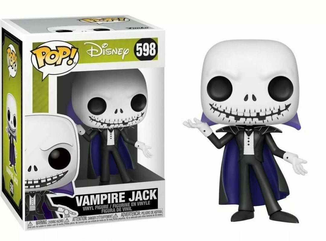 Disney - Bobble Head Funko Pop N°598 - Vampire Jack