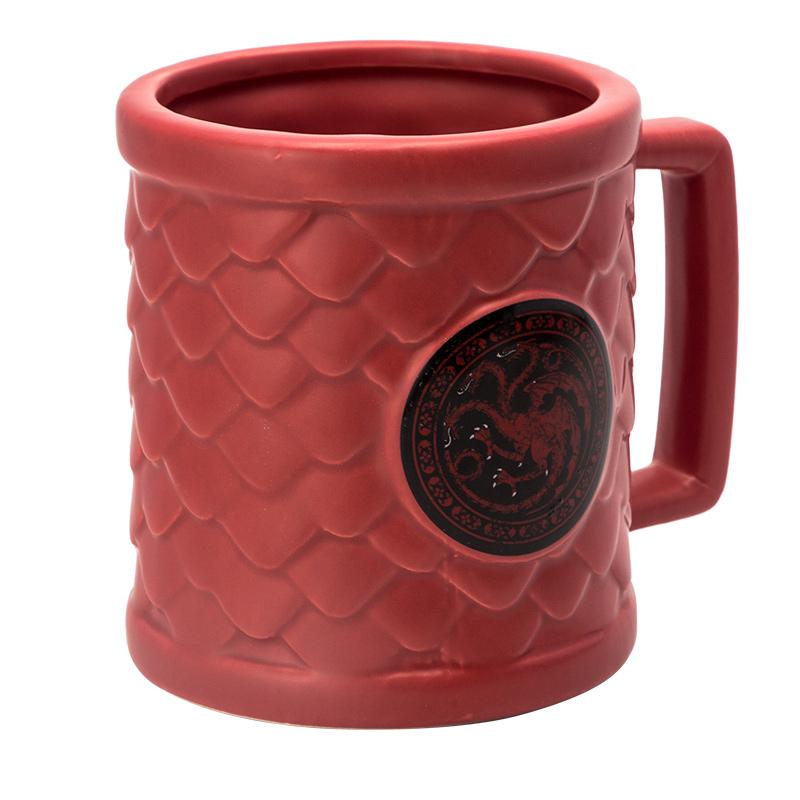 Game of Thrones : Mug 3D Targaryen