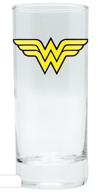DC Comics - Wonder Woman : Verre logo