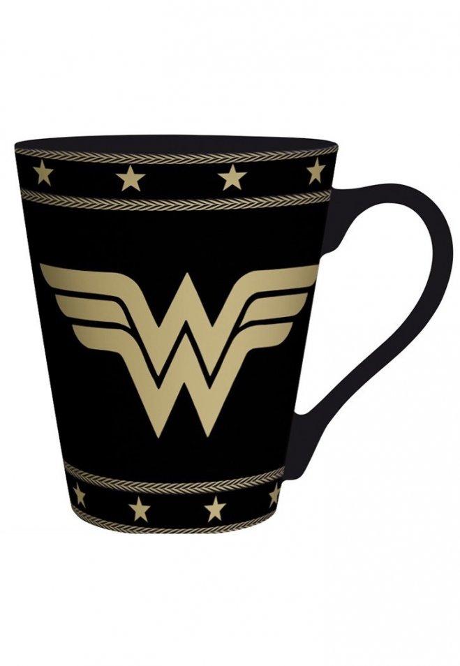 DC Comics - Wonder Woman : Mug logo