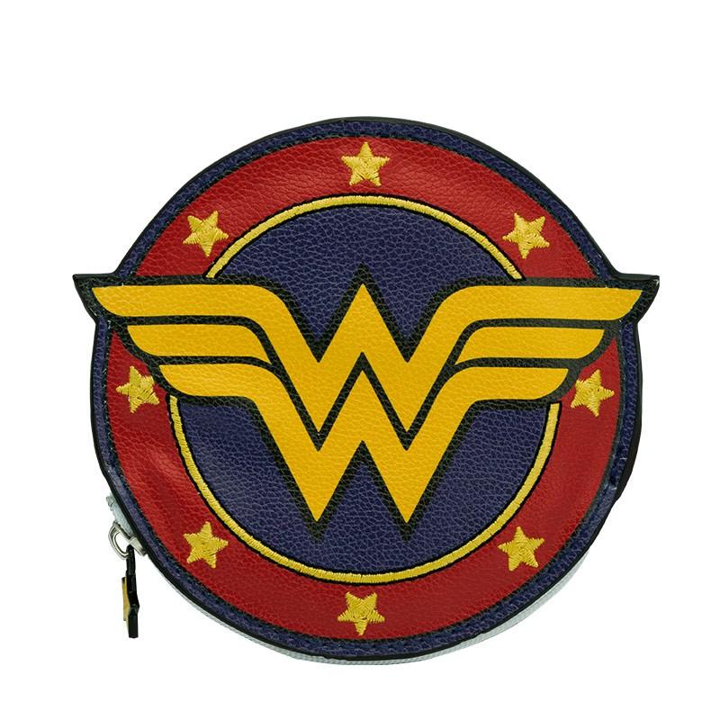 DC Comics - Wonder Woman : Porte-monnaie logo