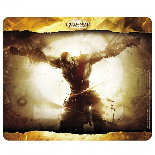 GOD OF WAR - Tapis de souris : Kratos