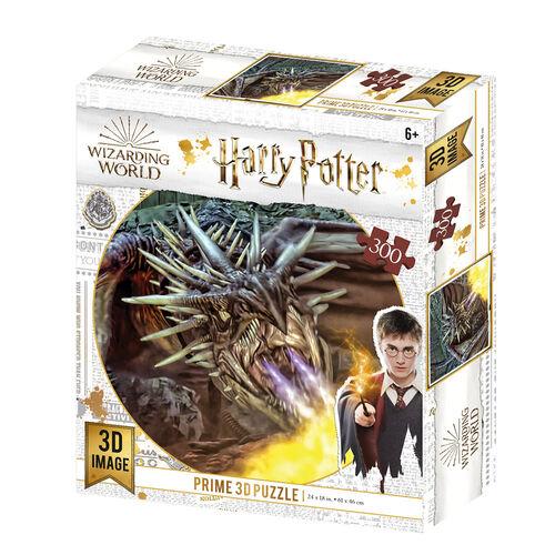 Pré-commande! Warner Bros - Harry Potter : Puzzle 300 pièces Dragon