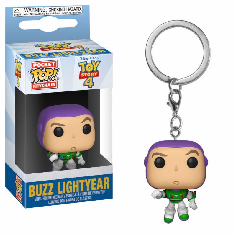 Disney Pixar - Pocket Pop Keychain : Buzz Lightyear