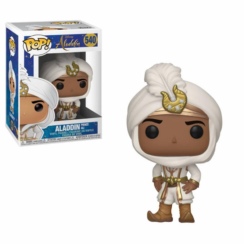 Aladdin - Bobble Head Funko Pop N°540 : Aladdin Prince Ali
