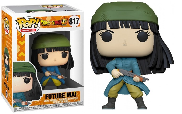 Dragon Ball Super - Bobble Head Funko Pop N°817 : Future Mai