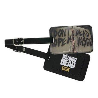 The Walking Dead - Etiquette à bagage Dont open Dead Inside