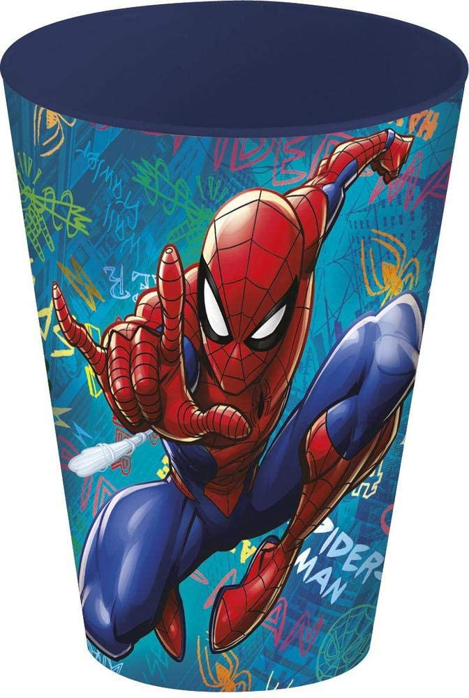 Marvel - Spider-Man : Gobelet en plastique