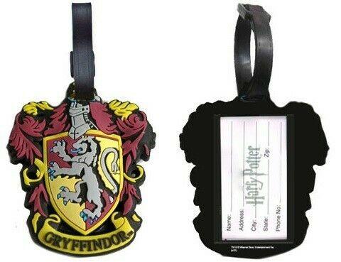 Harry Potter - Étiquette De Bagage Gryffindor