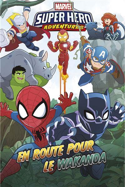 Marvel - Super Hero Adventures : En route pour le Wakanda