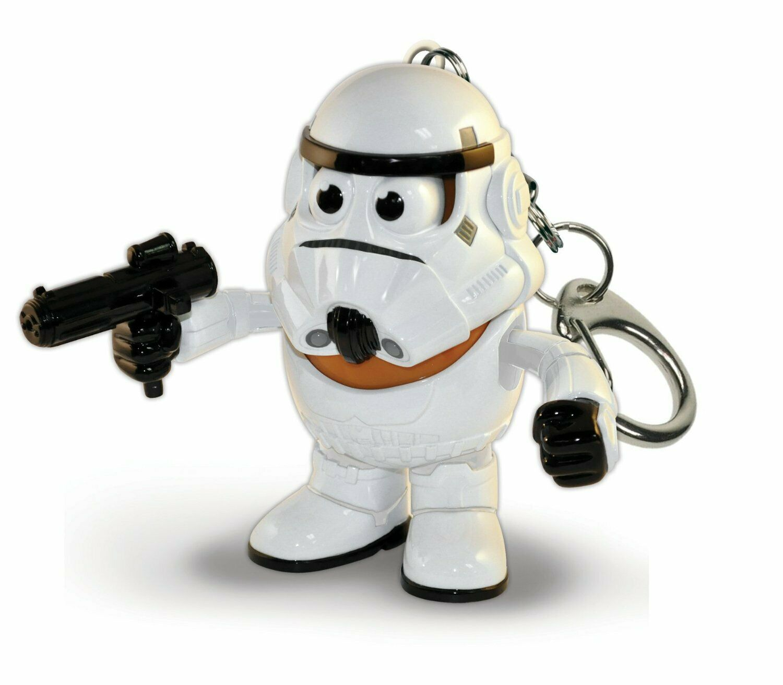 Star Wars - Porte-clé Mr.Patate Tête Stormtrooper