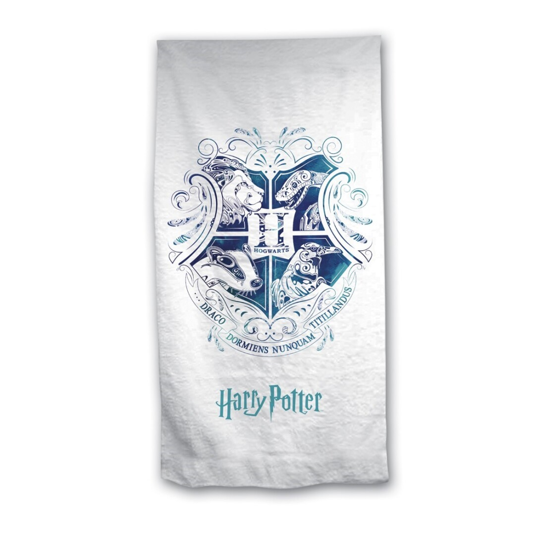 HARRY POTTER - SERVIETTE DE PLAGE 100% COTON 70X140CM