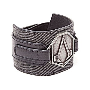 Assassin\'s Creed Syndicate - Bracelet avec logo en métal