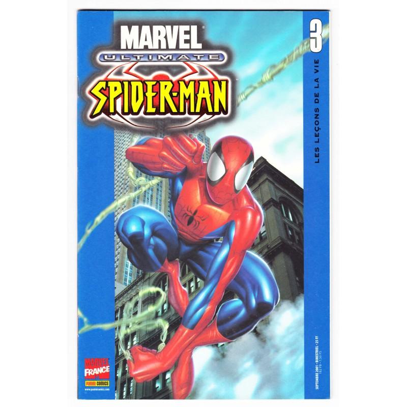 Comics - Marvel Ultimate : Spider-Man (1° Série) N° 3