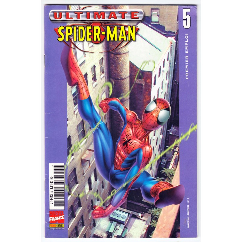 Comics - Marvel Ultimate : Spider-Man (1° Série) N° 5