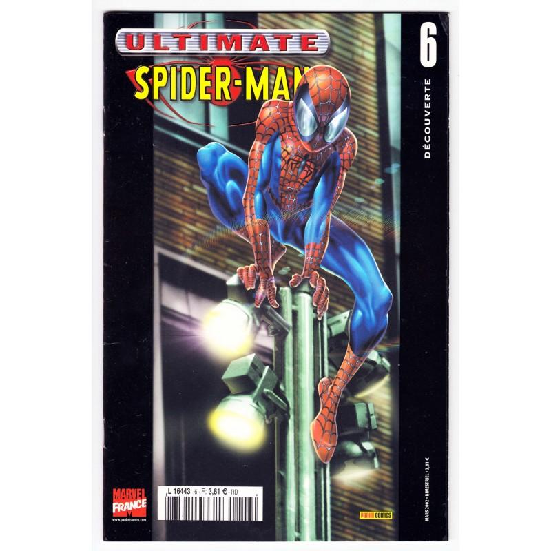 Comics - Marvel Ultimate : Spider-Man (1° Série) N° 6